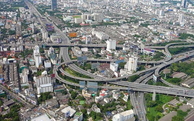 7. Bangkok (Tailandia). Foto: newbangkoktravel