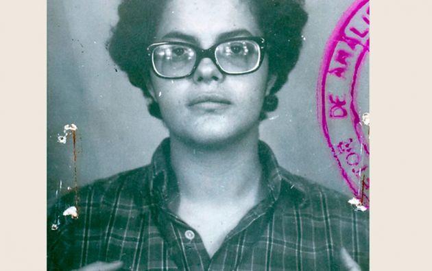 DILMA ROUSSEFF. La actual presidenta de Brasil aparece en una ficha policial. Fue detenida por su participación en un movimiento guerrillero contra la dictadura militar.