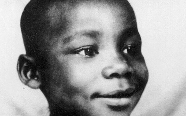 MARTIN LUTHER KING. El reverendo y activista de los Derechos Civiles de los afroamericanos a los 6 años.