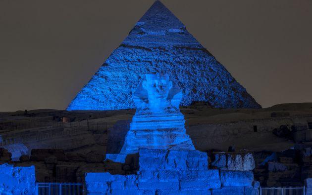 Pirámides de Giza, Egipto.