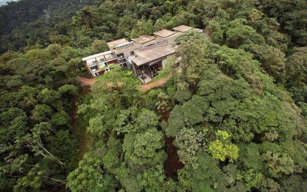 Mashpi Lodge de Ecuador