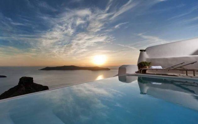 Kapari Natural Resort de Grecia