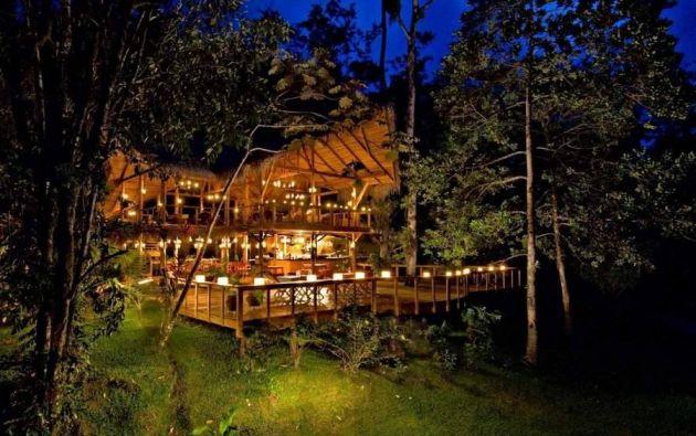 Pacuare Lodge de Costa Rica