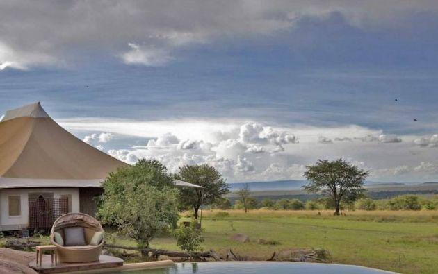 Sayari Camp de Tanzania