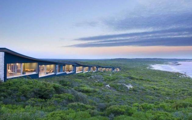 Southern Ocean Lodge de Australia