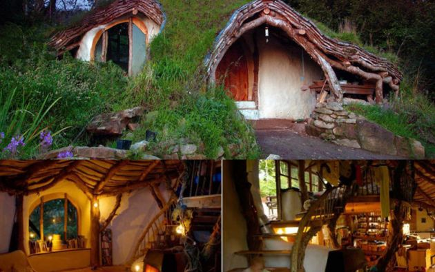 The Hobbit House. Gales