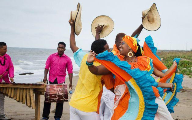 La música de marimba, los cantos y bailes tradicionales de la región colombiana del Pacífico Sur y de la provincia ecuatoriana de Esmeraldas fueron declarados patrimonio inmaterial.
