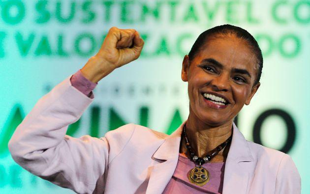 Marina Silva. Foto: REUTERS/Paulo Whitaker