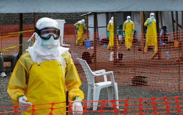 Según la OMS, el actual brote de ébola ha causado 4.493 muertos y 8.997 contagiados. Foto: REUTERS