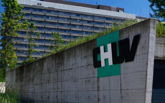 En el Hospital Universitario de Lausana se realizará una de las pruebas. Foto: REUTERS/Denis Balibouse