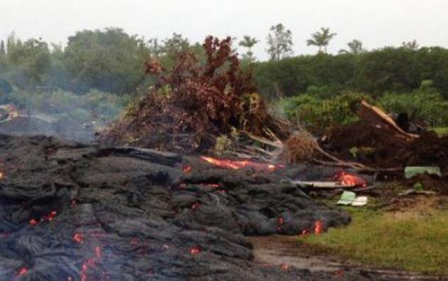 Foto: REUTERS/ U.S. Geological Survey