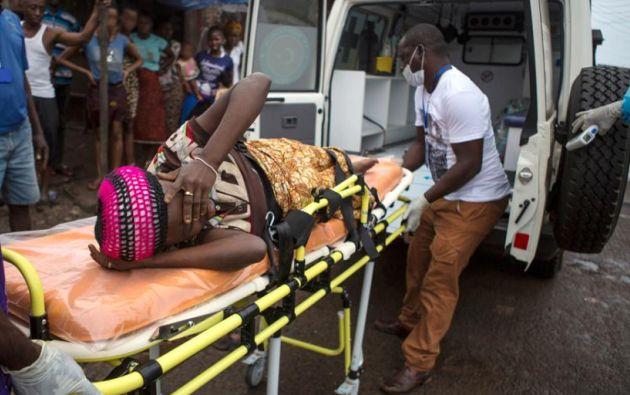El contagio sigue siendo intenso en los países másafectados por la enfermedad. Foto: REUTERS