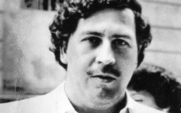 Pablo Escobar Gaviria (1949 - 1993). Foto: Archivo