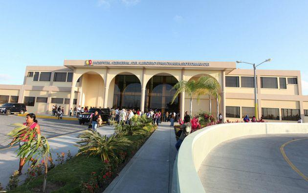 Este 19 de diciembre el hospital de Santa Elena recibirá la acreditación.