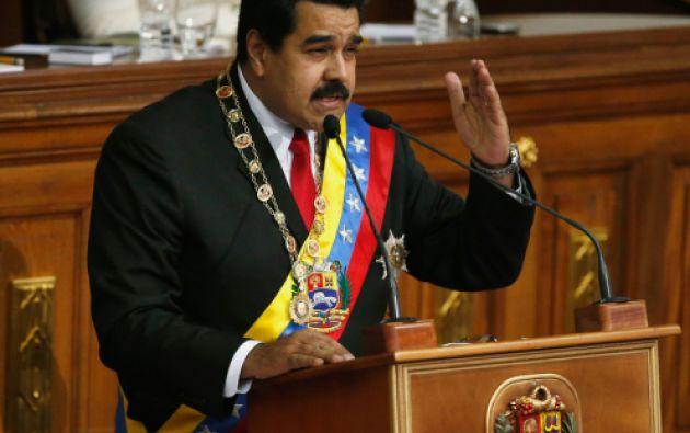 Nicolás Maduro, presidente de Venezuela. Foto: REUTERS/Jorge Silva