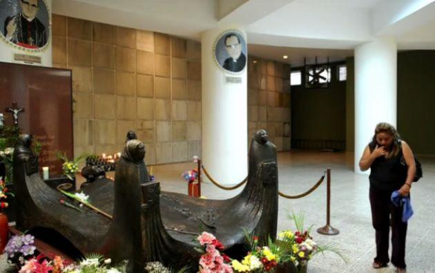 El Monseñor fue asesinado en 1980 por un comando de extrema derecha cuando oficiaba misa.