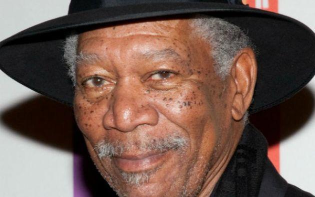 """Morgan Freeman interpretará a """"Ildarin"""", quien enseña a Ben-Hur las claves para convertirse en campeón de las carreras de cuádrigas."""