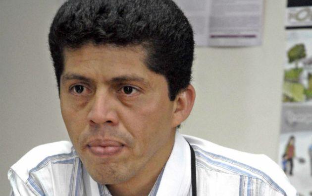 Pablo Fajardo, abogado de los demandantes. Foto: Archivo Vistazo