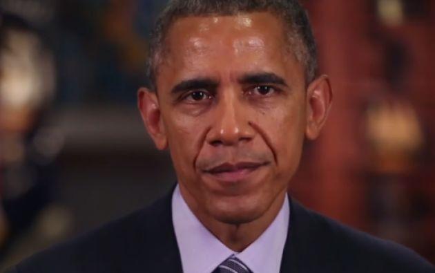"""""""Los artistas tienen un poder único para cambiar las mentes y las actitudes, para hacernos pensar y hablar acerca de lo que importa"""", indicó Barack Obama."""
