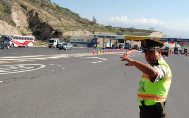 Foto: Policía Ecuador