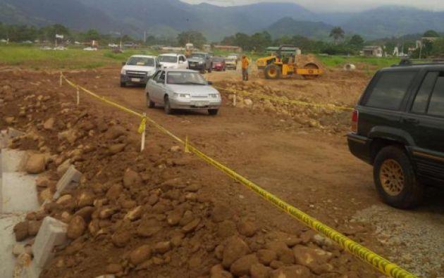 Foto: Ministerio de Obras Públicas