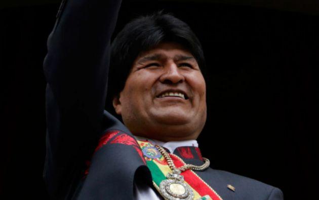 """""""Yo me defino feminista, aunque con bromas machistas"""", dijo Morales. Foto: REUTERS"""