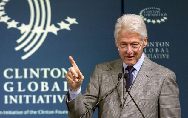 Bill Clinton. Foto: Archivo / REUTERS