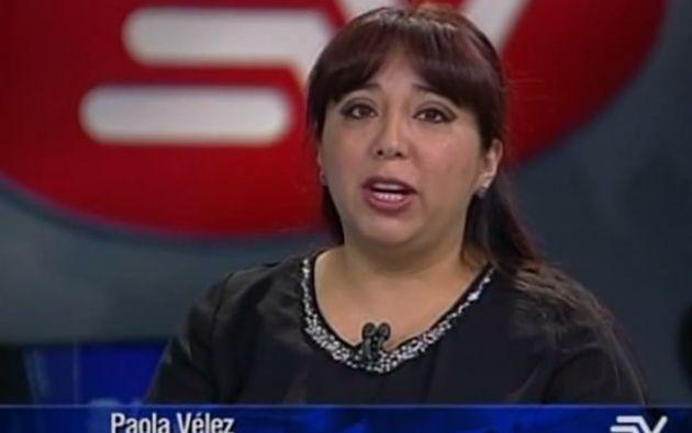Paola Vélez, especialista en este tipo de afecciones.
