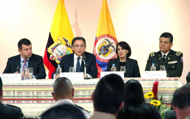 Reunión en Quito. Foto: Flickr / Cancillería Ecuador