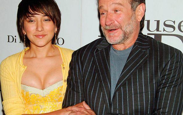 Tras seis meses, Zelda Williams rompió el silencio para hablar sobre la muerte del actor. Foto: REUTERS