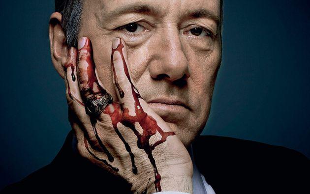 """La tercera temporada de """"House of Cards"""" se estrena este 27 de febrero."""
