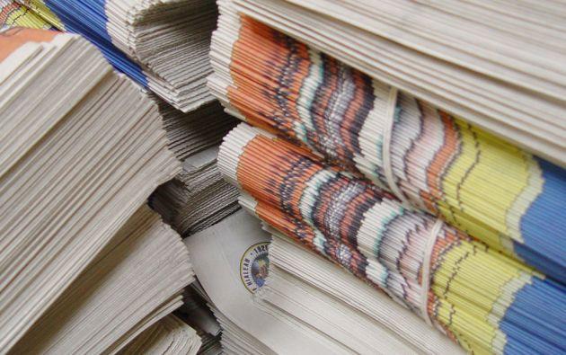 La circulación de diarios impresos creció un 6% en América Latina en los últimos cinco años.