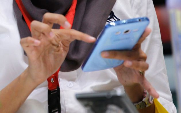 """El descenso de las ventas de Samsung se atribuye al descenso de la demanda de sus """"smartphones"""" entre los consumidores surcoreanos. Foto: REUTERS"""