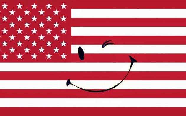 En #EEUU los progresistas son más felices que los conservadores, según estudio.