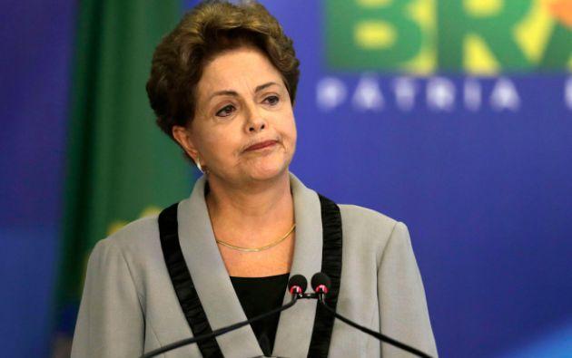 Según la empresa Datafolha, la aprobación del Gobierno de Rousseff cayó a niveles históricos para un inicio de mandato. Foto: REUTERS