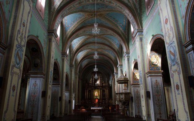 San Agustín. Foto: Ministerio de Turismo
