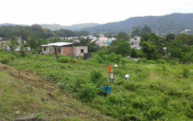 Foto: Gobernación Esmeraldas