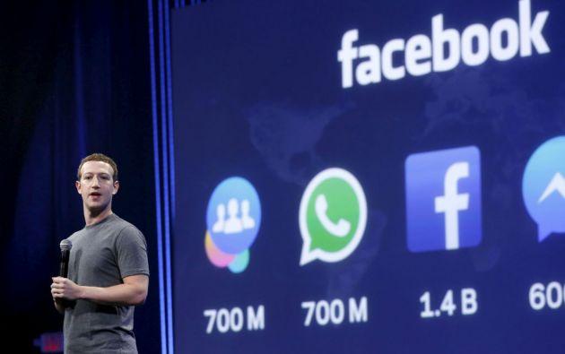 Mark Zuckerberg indicó que algún día la tecnología permitirá a las personas viajar virtualmente a lugares reales o imaginados. Foto: REUTERS