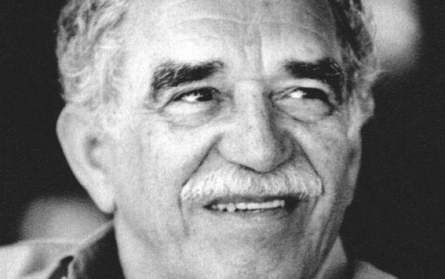 Gabriel García Márquez, fallecido hace un año en México. Foto: Archivo