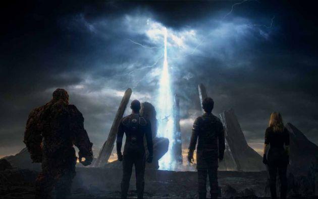La película llegará a los cines en agosto próximo.