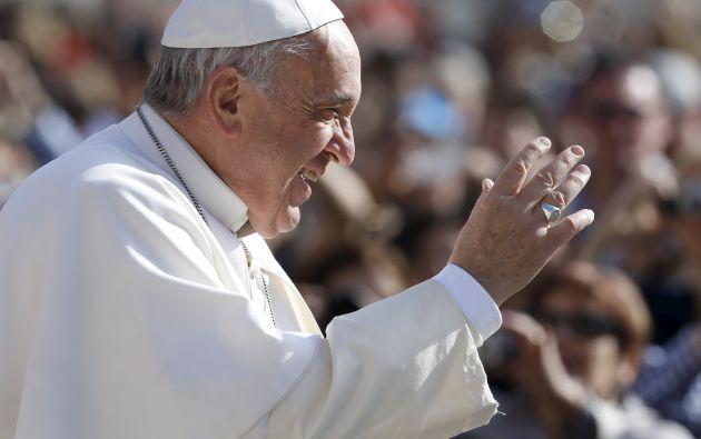 El papa Francisco viajará a la isla en septiembre próximo, en fechas por concretar, aunque será antes de su visita a Estados Unidos. Foto: REUTERS.