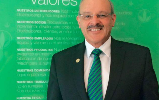 Doctor David Heber. Fundador del Centro de Nutrición Humana y director de la División de Nutrición Clínica del Departamento de Medicina de la Universidad de California, UCLA.