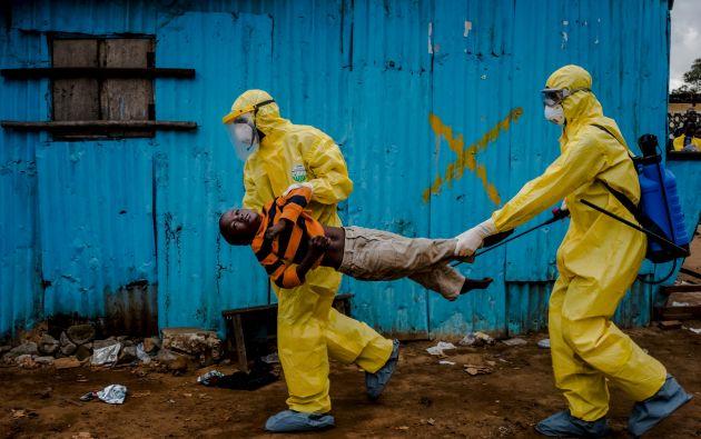 El virus del Ébola ha causado hasta el momento 11.000 muertes en África Occidental. Foto: Archivo / REUTERS.