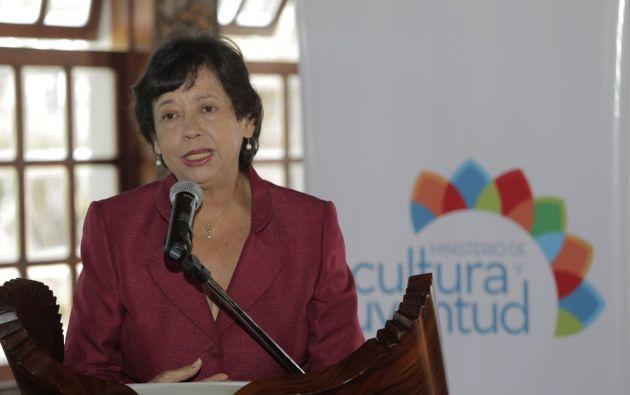 Fonseca es historiadora y educadora de profesión. Foto: Nación (Costa Rica).