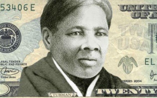 Harriet Tubman, la elegida por la iniciativa de Women On 20s.