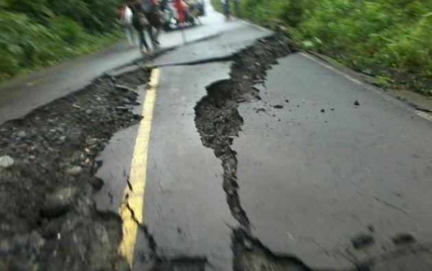 Foto: Riesgos Ecuador