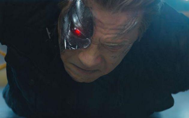 """""""Terminator Genisys"""" se estrenará en casi todo el mundo a partir del 1 de julio."""