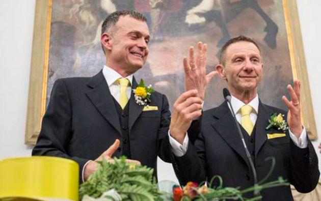 Irlanda podría convertirse en el primer país en aprobar el matrimonio entre personas del mismo sexo vía referéndum.