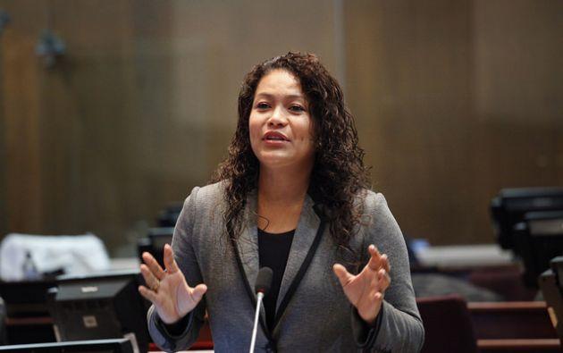 La asambleísta de oposición Magali Orellana, pidió que también se investigue a la estatal Petroecuador.