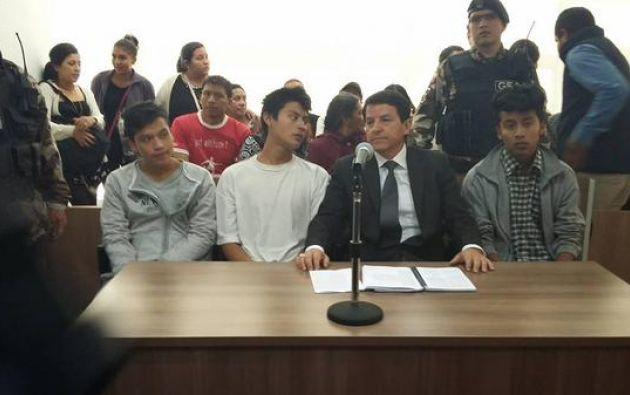 El abogado dijo que considera excesivo el delito de sabotaje por el que se sigue el proceso a los jóvenes.